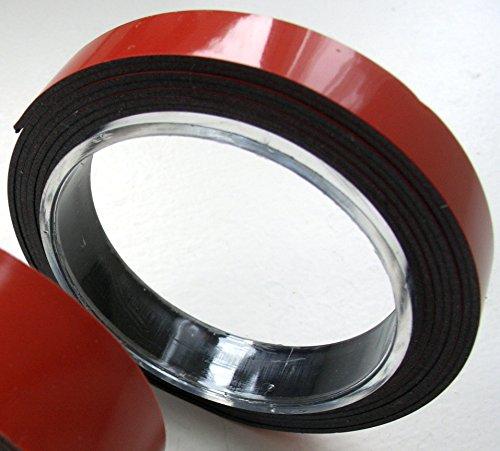 Preisvergleich Produktbild 3M VHB 5952WC F doppelseitiges Schaumstoff Klebeband; 12mm x 3m Rolle–Ideal für Puder Beschichtete Oberflächen & Trim Befestigung
