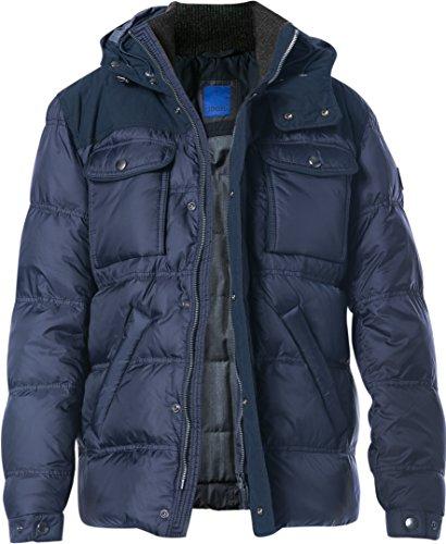 Preisvergleich Produktbild JOOP! Herren Jacke Jack modisches Langarmoberteil Uni & Uninah, Größe: XL, Farbe: Blau
