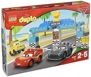 LEGO DUPLO 10857 – Piston-Cup-Rennen