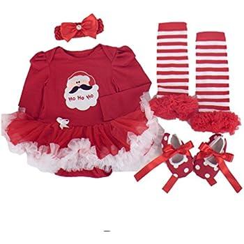 Vestitini per Bambine Dolls Birthday Dress Baby Girl Clothes Tut/ù Gonne per Bambole da 20-22 pollici