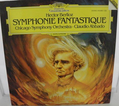 Berlioz, Symphonie Fantastique. Chicago Symphony Orchestra/Abbado. DG 4108951
