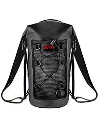 OUTXE IPX7 Wasserdichter Packsack für Rucksack 10L Total Versiegelt Taschen Skisack