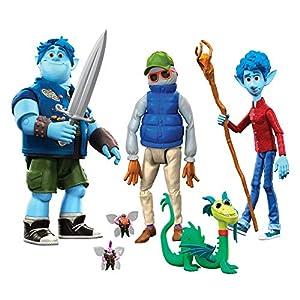 Disney - Onward Figuras de 15 cm Modelos Surtidos (Mattel GNM61)