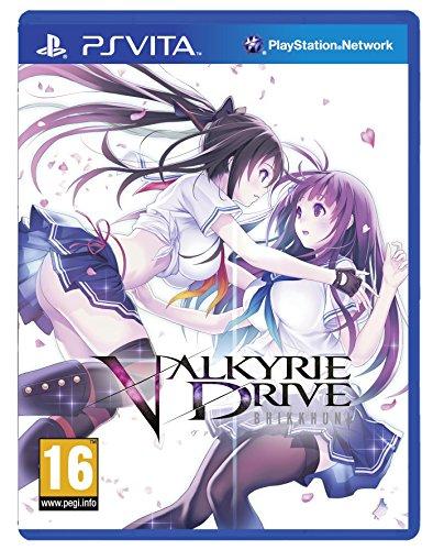 Valkyrie Drive: Bhikkuhni (PlayStation Vita) [Edizione: Regno Unito]