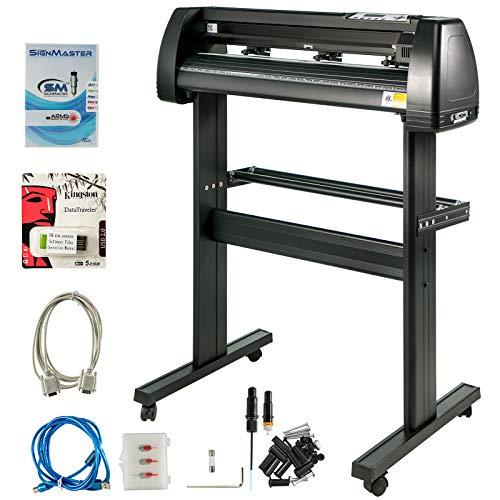 Vevor Vinylschneider Plottermaschine für Schilder, Papierzufuhr, Vinylschneider, Plotter 34Inch Stil 1