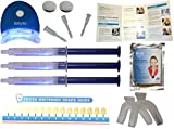 Briyte ® Teeth Whitening Kit (TEETH WHITENING) Pro Home Teeth Whiten Tooth Whitening Dental Care White 3x GEL Bleaching Kit Briyte Crest UK Express