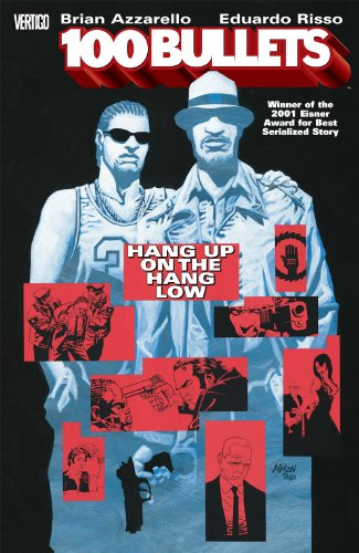 100 Bullets Vol. 3: Hang Up on the Hang Low (101 Bullets) (English Edition) - 100 Novel Bullets-graphic