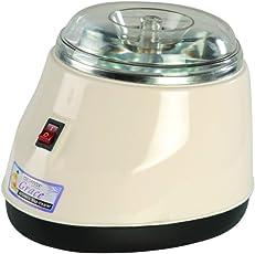 Ozomax BL-230-GRW Grace Automatic Wax Heater (Cream)