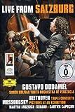 Live from Salzburg - Gustavo Dudamel and the Simon Bolivar Orchestra [DVD] [NTSC] [Region 0] [2009]
