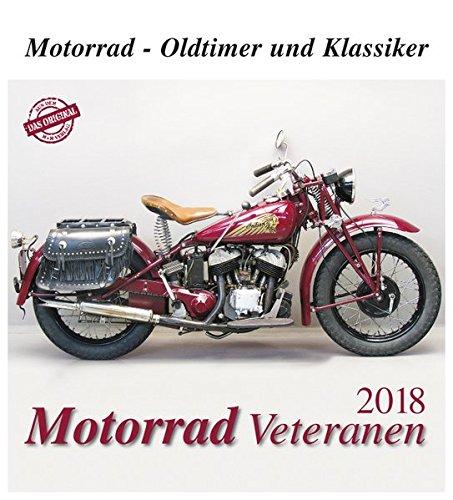 Motorrad Veteranen 2018: Motorrad - Oldtimer und Klassiker