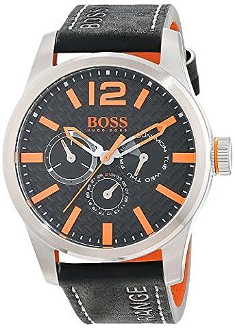 Hugo Boss Orange 1513228 Herren Armbanduhr, Quarz, mehrere Zähler auf dem Zifferblatt,