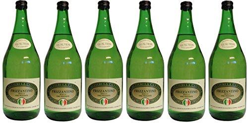 Frizzantino-bianco-dolce-Gualtieri-DellEmilia-IGT-6-x-150-L-Vino-Frizzante-Weier-Ser-Perlwein-75-Vol-aus-Italien
