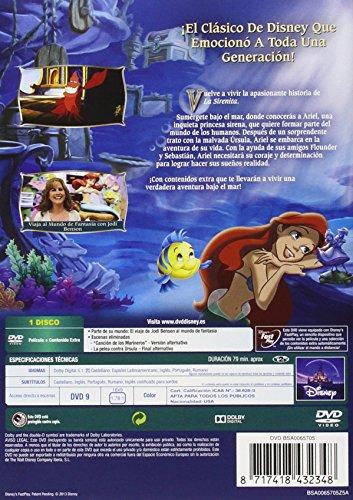 51ubsZ7ZZYL - La Sirenita (2014) [DVD]