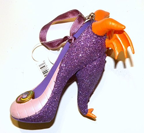 disney-world-wdw-park-2015-epcot-figment-dragon-runway-shoe-slipper-christmas-ornament-by-disney