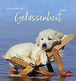 Ich wünsch dir … Gelassenheit Postkartenkalender - Kalender 2019