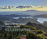 Neuseeland - Kalender 2018: Das Land der langen weißen Wolke