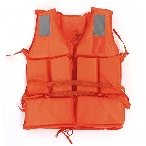 Adult Swimming Jackets Water Sport Dedicated Life Vest With Whistle - 1 Piece Random (Sport Life Vest)