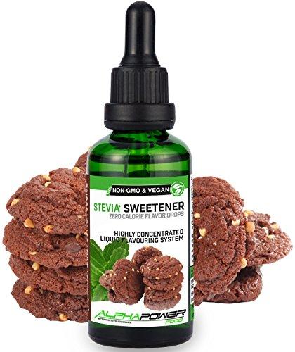 ALPHA POWER FOOD: Stevia líquida natural - Stevia