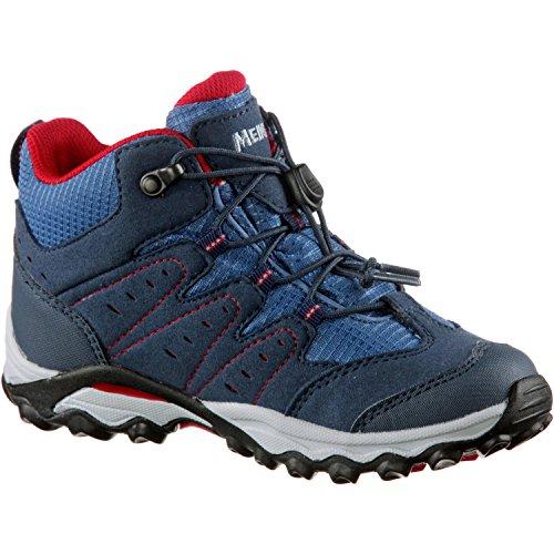 Meindl bambini scarpe da trekking Blau