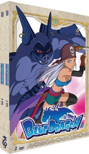 Blue Dragon, Vol. 3+4 (2 DVDs)