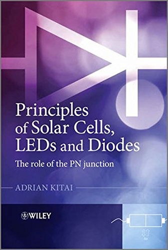 Principles of Solar Cells, LEDs and Diodes: The role of the PN junction (Wiley Series in Materials for Electronic & Optoelectronic Applications, Band 30)