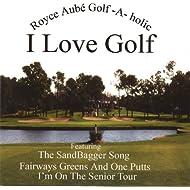 I Love Golf Cd