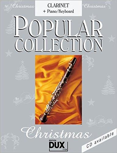Popular Collection Christmas: Klarinette und Klavier