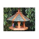 Cheeko Hanging Bird Table, 18 x 16-Inch