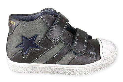 VIT GREY Sneaker Stones and Bones ungefüttert Grau