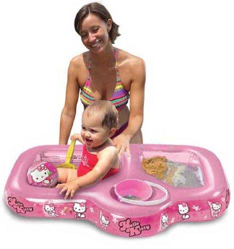Hello Kitty Sand- und Wasser- und Pooltisch.