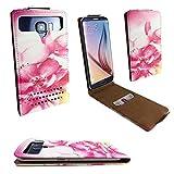 MEDION LIFE X6001 (motiv) Smartphone Klappbare Flip Tasche