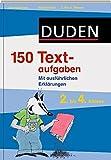 Duden - 150 Textaufgaben 2. - 4. Klasse