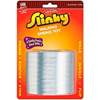 Die original Slinky Marke Metall Slinky in Blister Pack