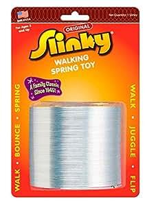 Die original Slinky Marke Metall Slinky in Blister Pack
