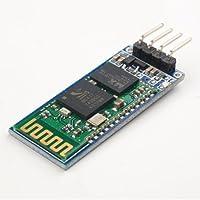 SunFounder Wireless Bluetooth RF Transceiver Module HC-06 RS232 4 Pin