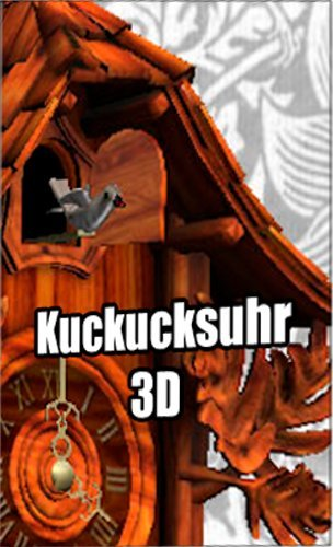 Preisvergleich Produktbild Kuckucksuhr 3D [Download]
