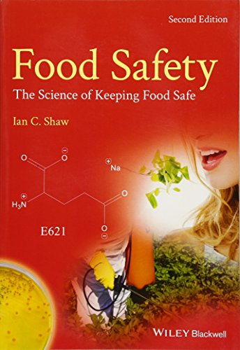 Food Safety: The Science of Keeping Food Safe: 2