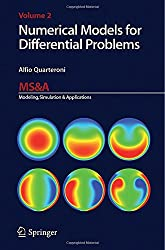Numerical Models for Differential Problems: Pde (MS&A)