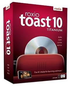 Roxio Toast 10 Titanium (MAC)