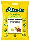 8x Ricola - Schweizer Kräuterzucker, Schweizer Kräuterbonbons - 75g