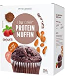 Body Attack Low Carb Protein Muffin, Backmischung Chocolate (2x 150g)