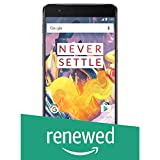 (Renewed) OnePlus 3T (Gunmetal, 128GB)