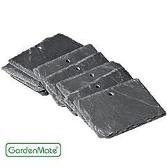 GardenMate® 10er Set Schilder aus