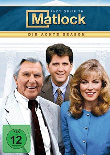 Matlock - Die achte Season [6 DVDs]