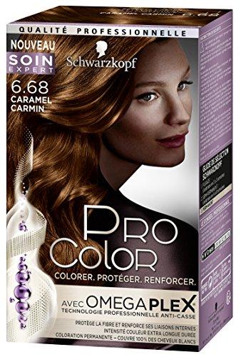 pro-color-schwarzkopf-coloration-permanente-caramel-carmin-668
