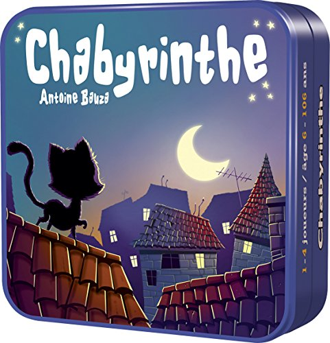 Le jeu de société Chabyrinthe
