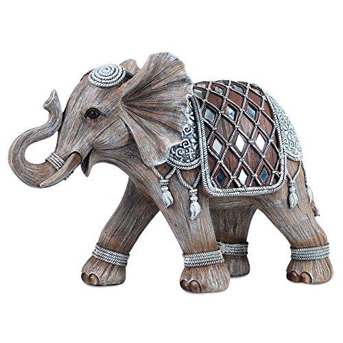 Art Deco Home - Figure Elephant Resin 28 cm - 0771