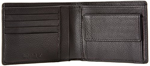 Timberland Mens TB0M5709 Wallet Black Size  One size