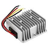 Fuente de alimentación para automóvil Boost Converter DC Step-up módulo impermeable 12V a 19V 5A 95W