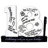 18. Geburtstag - Signature Numbers